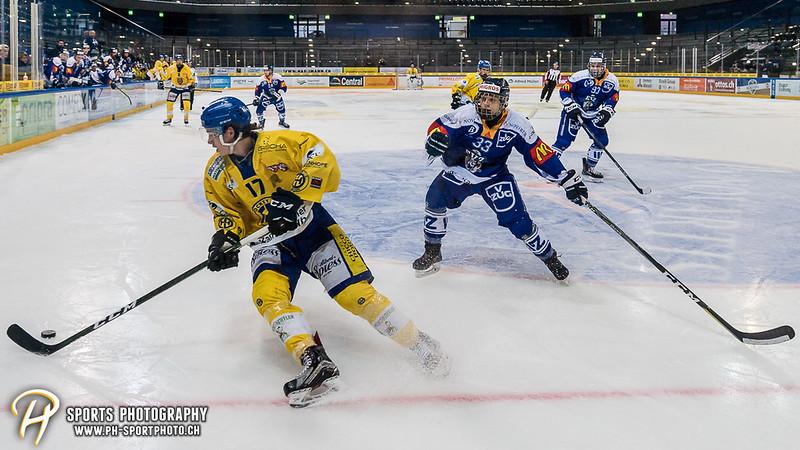 Junioren Elite A: EV Zug - HC Davos - 3:2 - Bild-ID: 201709100463