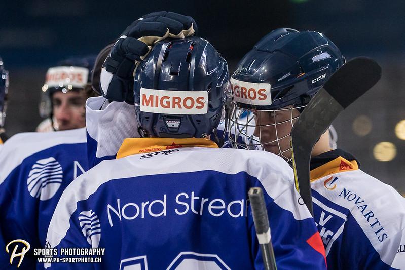 Junioren Elite A: EV Zug - HC Davos - 3:2 - Bild-ID: 201709100514