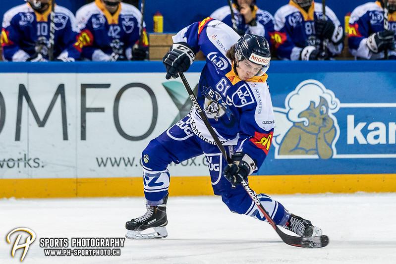 Junioren Elite A: EV Zug - HC Lugano - 4:0