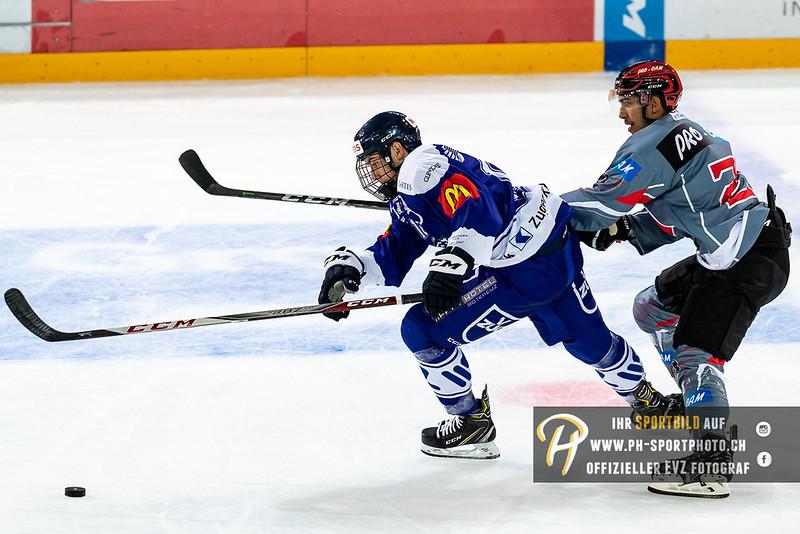 Testspiel - 18/19: EV Zug - Hockey Huttwil - 10-08-2018