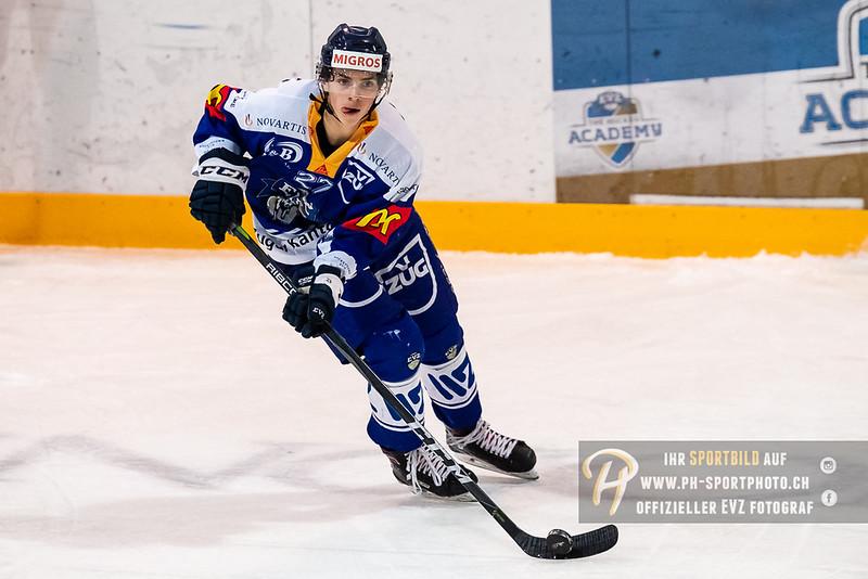 Elite A Junioren - 18/19: EV Zug - HC Ambri-Piotta - 23-12-2018