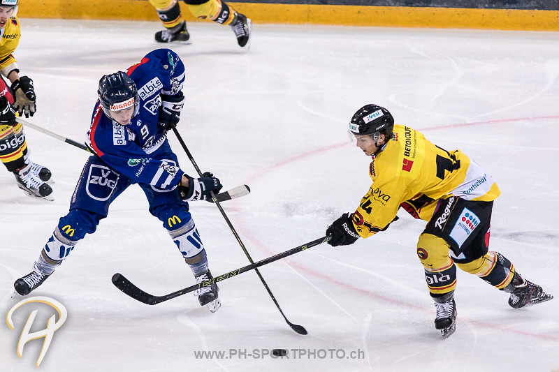 Junioren Elite A: EV Zug - SC Bern Future - 3:1