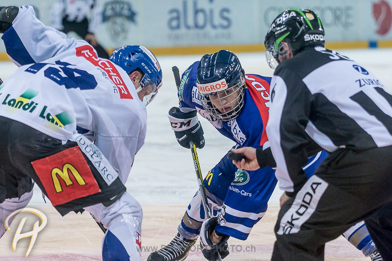 Junioren Elite A: EV Zug - EHC Biel-Bienne Spirit - 0:4