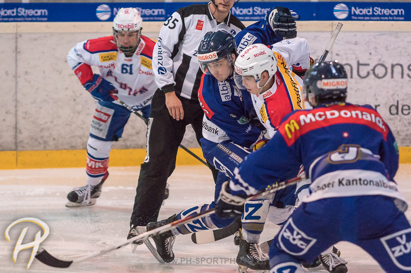 Junioren Elite A: EV Zug - Kloten Flyers - 5:1