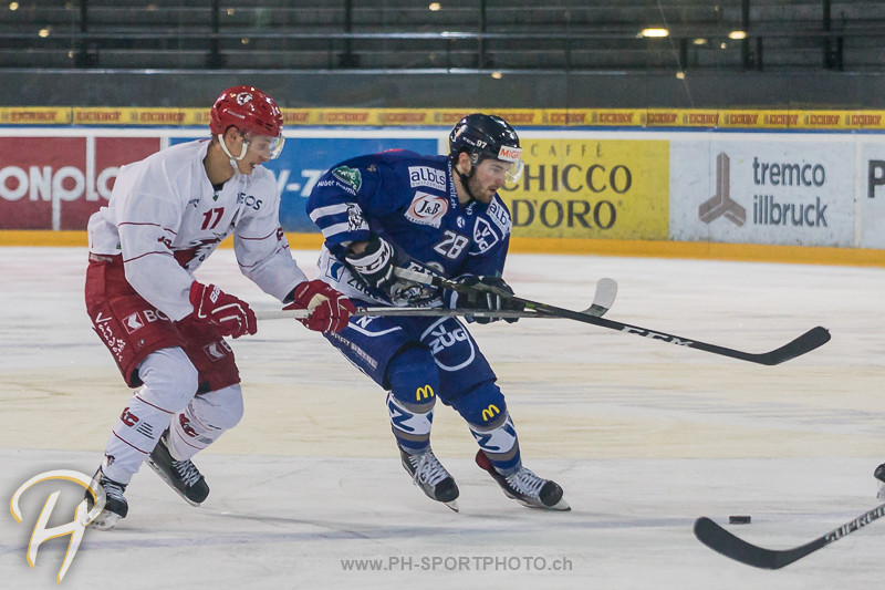 Junioren Elite A: EV Zug - Lausanne 4 Clubs - 5:2