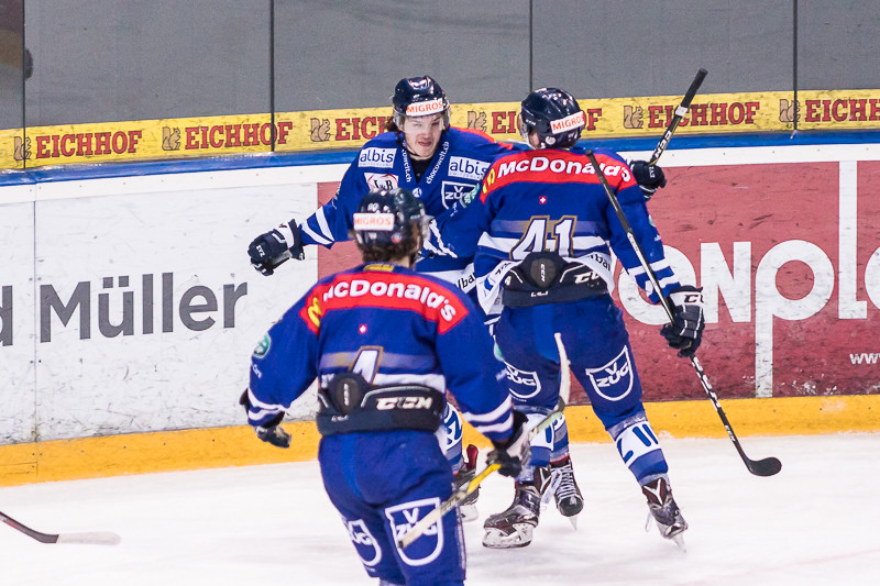 Junioren Elite A Playoff-Final, Spiel 3: EV Zug - GCK Lions - 4:6