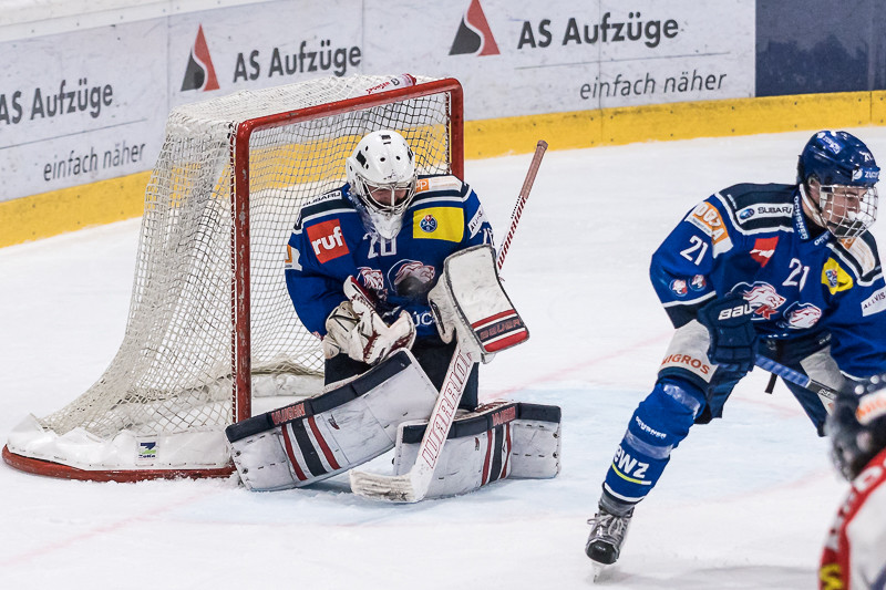 Junioren Elite A Playoff-Final, Spiel 4: GCK Lions - EV Zug - 4:1