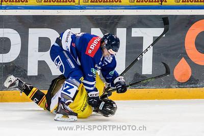 Elite A Junioren Freundschaftsspiel: EV Zug - SC Bern Future - 3:4 n.V.