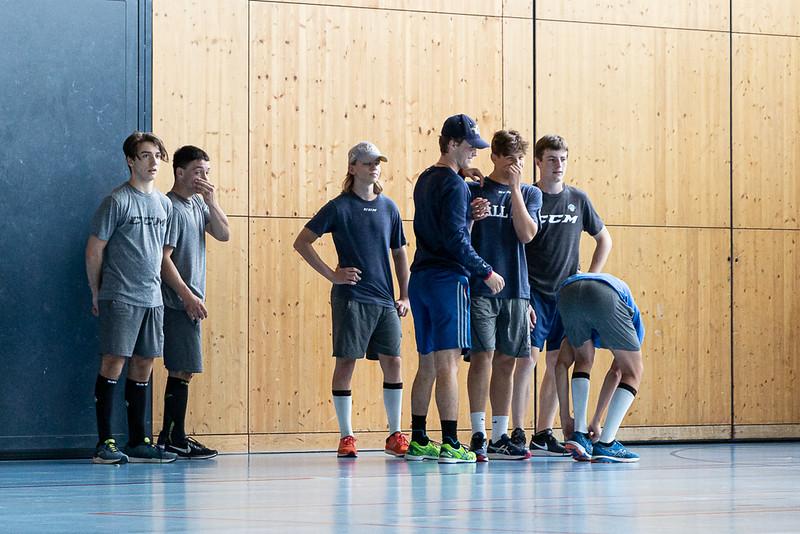 U20-Elit - 19/20: EV Zug - 31-07-2019