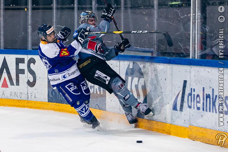 Vorbereitung - 19/20: EV Zug - Hockey Huttwil - 09-08-2019
