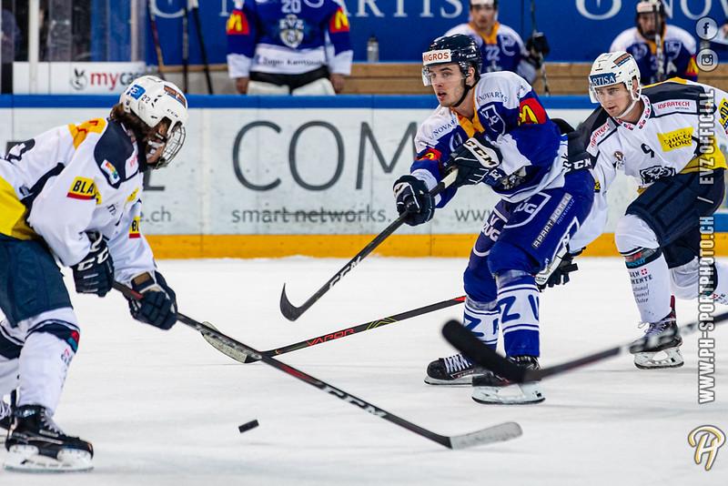 U20-Elit - 19/20: EV Zug - HC Ambri-Piotta - 13-09-2019