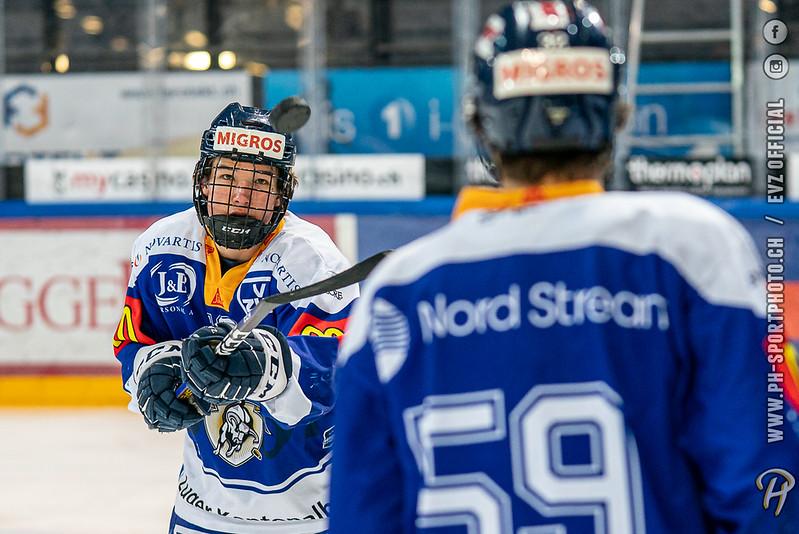 U20-Elit - 19/20: EV Zug - EHC Kloten - 17-12-2019