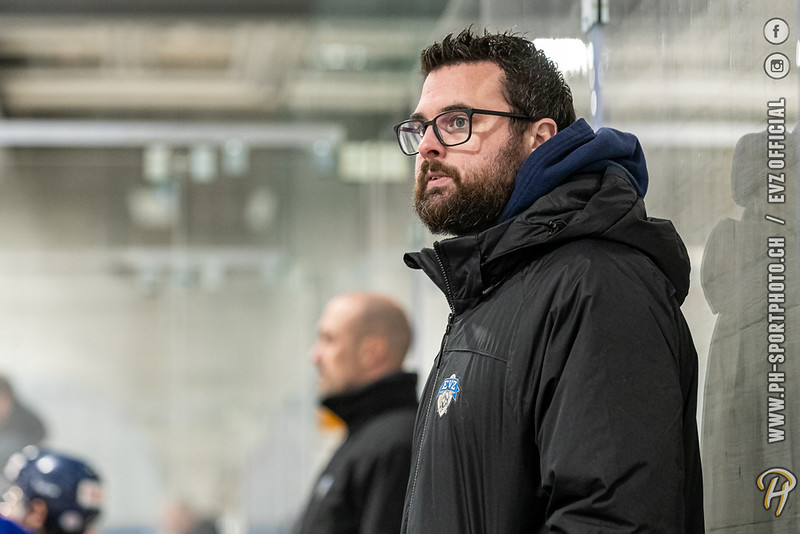 U20-Elit - 20/21: EV Zug - HC Davos - 21-02-2021