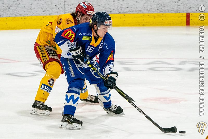 U20-Elit - 20/21: EV Zug - SCL Young Tigers - 28-03-2021