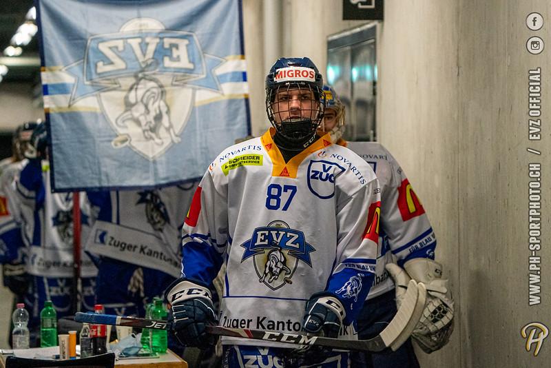U20-Elit - 20/21: EHC Biel-Bienne Spirit - EV Zug - 03-04-2021