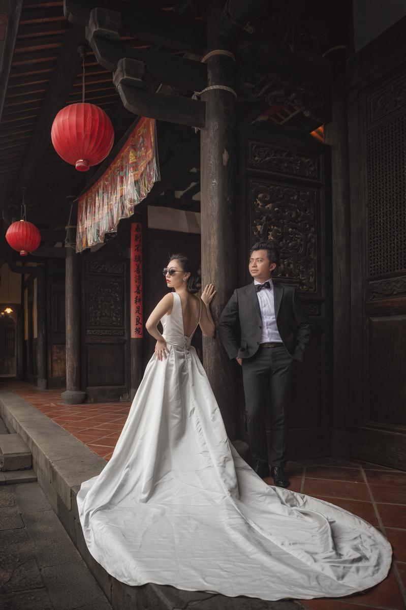 Donfer Photography, EASTERN WEDDING, 婚紗創作, 林安泰古厝, 婚攝, 婚紗影像, 藝術影像
