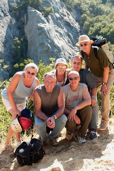 Emmert family & friends