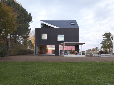 11 House Bellmund, Schweiz | Switzerland. EXH Design 2010
