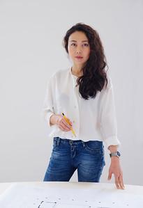 Portrait Zhang Xi