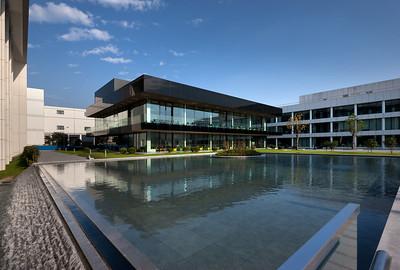 01 Roche Bürokomplex, Shanghai | Shanghai Roche Expansion. EXH Design 2006
