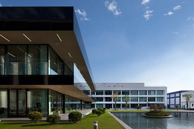 04 Roche Bürokomplex, Shanghai | Shanghai Roche Expansion. EXH Design 2006