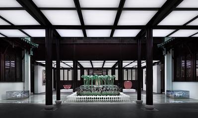 13 Kunstmuseum Xiao Hui Wang, Suzhou | Xiao Hui Wang Art Museum, Suzhou. EXH Design 2013