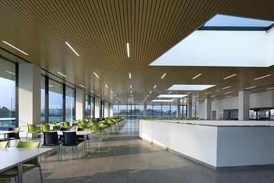 03 Roche Bürokomplex, Shanghai | Shanghai Roche Expansion. EXH Design 2006