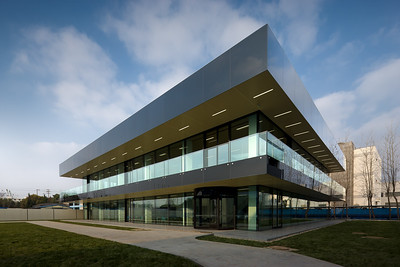 02 Roche Bürokomplex, Shanghai | Shanghai Roche Expansion. EXH Design 2006