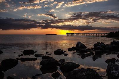 Kerr_Glenrick_Nature Coast Sunset