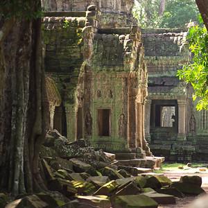 CAMBODIA - ANGER WATT