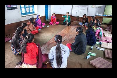 EDGE Program, Dalchowki, Lalitpur.