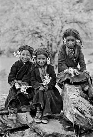 Nepal-Bhotiya Kid