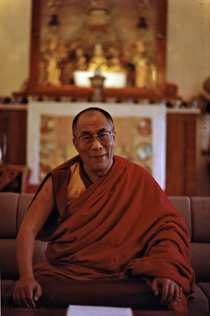 His Holliness Dalai Lama