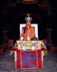 Lopon Sangye Tenzin Rinpoche