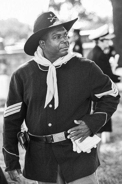 "Bexar County Buffalo Soldiers hosted their annual Veterans Day Ceremony on 11 Nov 2016 at the San Antonio National Cemetary. Guest speaker Rear Admiral McCormick-Boyle. Gallery: <a href=""http://smu.gs/2fwIv9E"">http://smu.gs/2fwIv9E</a>"