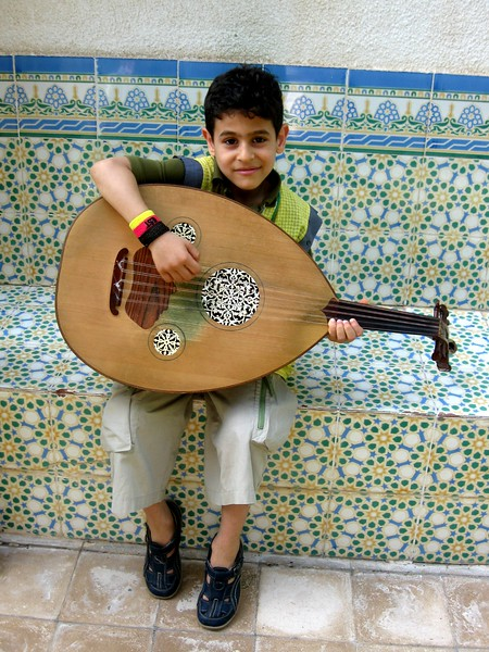 Young Tunisian Artist