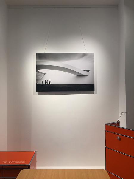 USM Showroom, Paris