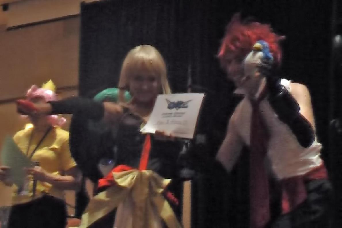 Judges Award - Disgaea