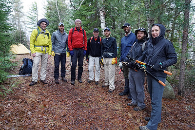 Volunteer this spring with Boundary Waters Advisory Committee.  For schedule of trips, see https://www.meetup.com/Friends-of-BWCA-Trails/