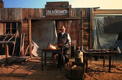 Blacksmith 8x12