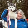 Susan P and Lead Dog 16x16