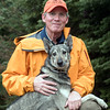 Rex Mumford & lead dog 8x10