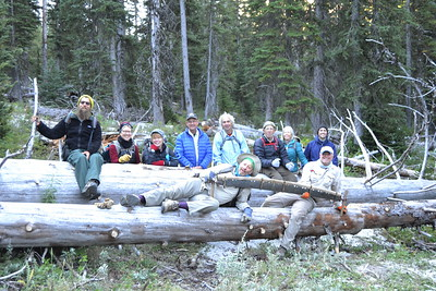 Wilderness Volunteers: 2016 Eagle Cap Wilderness Service Trip