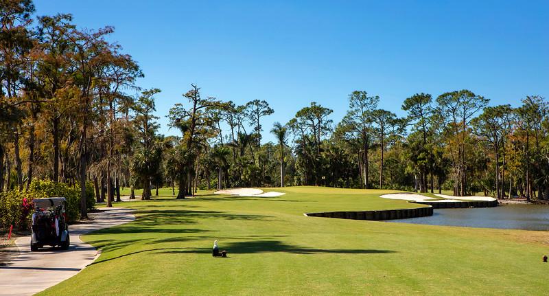 Eagle Creek Golfcourse