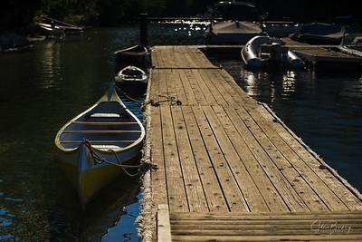 Ramp & Rowboat