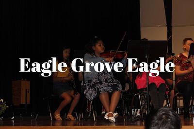 5th grade band concert 2019
