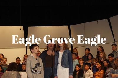 6th Grade Spring Vocal Concert 2019