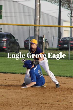 Eagle Grove Baseball 2019