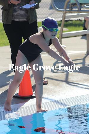 Eagle Grove Swim Team 2019
