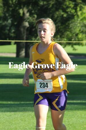 Eagle boys & girls Cross Country 2019